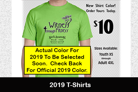 46a8ec85497f6c 2019 T-Shirts - Witness Through Fitness Special Needs Fundraiser