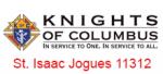 Knights of Columbus-11312-St. Isaac Jogues